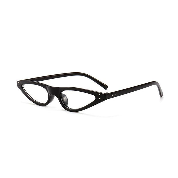 BISOUS WEAR One Size / BLACK/WHITE ACADIA SUNNIES- BLACK/WHITE