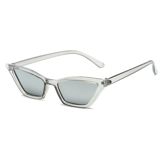 BISOUS WEAR One Size / GREY/SILVER CALIFORNIA SUNNIES - SILVER/GREY