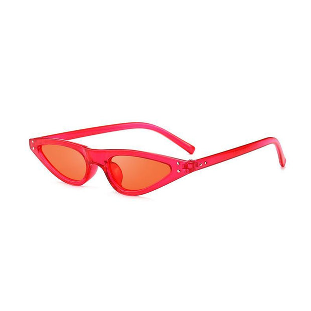 BISOUS WEAR One Size / RED ACADIA SUNNIES- RED