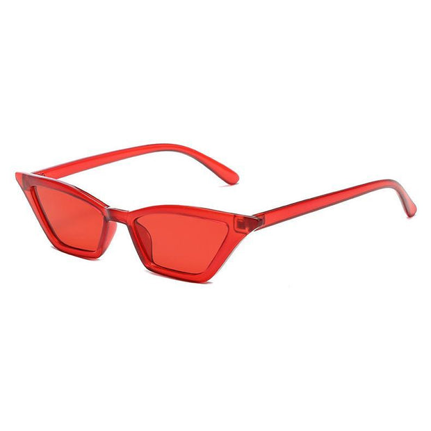BISOUS WEAR One Size / RED/RED CALIFORNIA SUNNIES - RED/RED