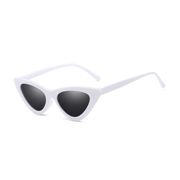 BISOUS WEAR One Size / WHITE BRISBANE SUNNIES- WHITE