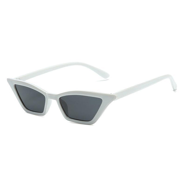 BISOUS WEAR One Size / WHITE/GREY CALIFORNIA SUNNIES -WHITE/GREY