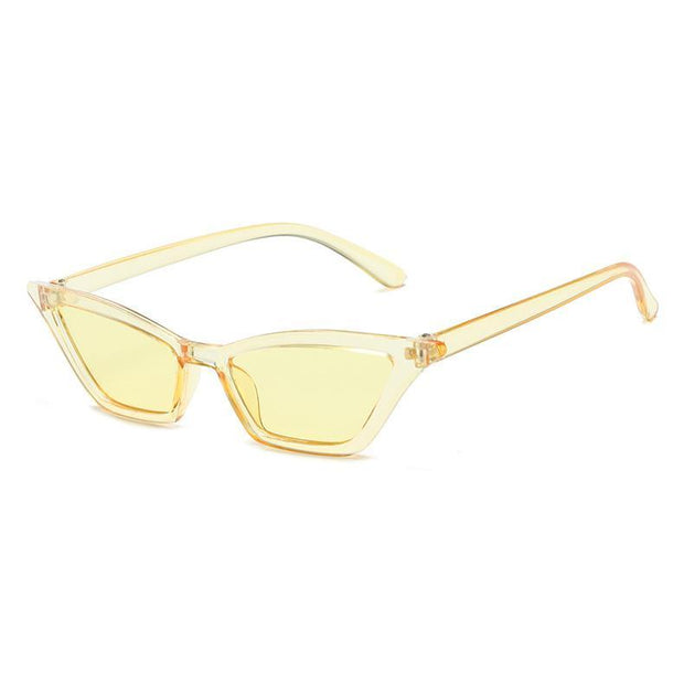 BISOUS WEAR One Size / YELLOW/YELLOW CALIFORNIA SUNNIES -YELLOW/YELLOW