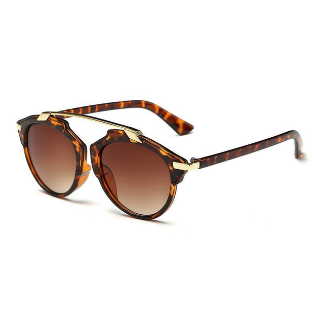 BISOUS WEAR ORANGE FRAME MELIA SUNNIES