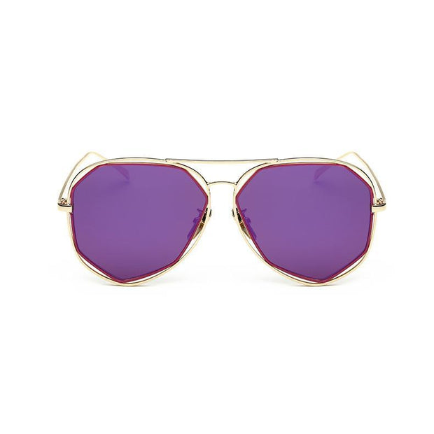 BISOUS WEAR purple LAURIE SUNNIES