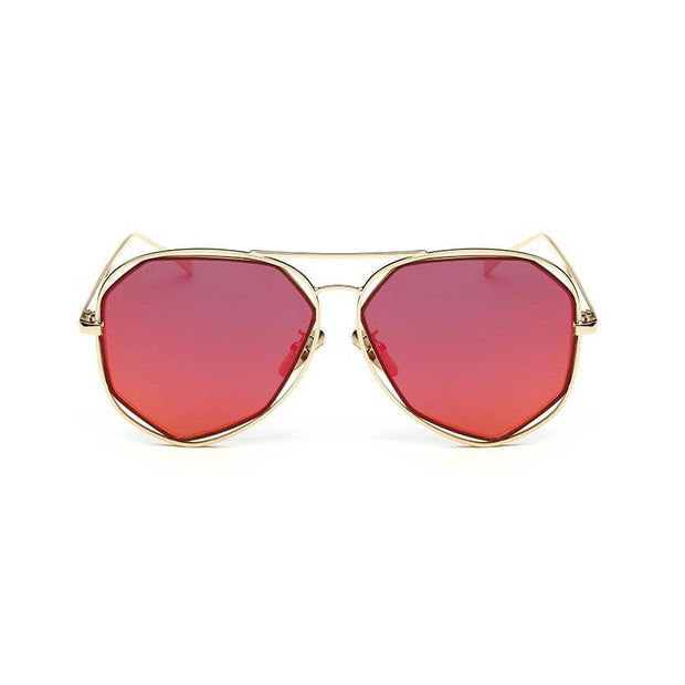BISOUS WEAR red LAURIE SUNNIES