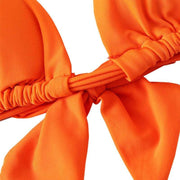 BISOUS WEAR SIERRA BIKINI SET- ORANGE