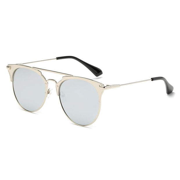 BISOUS WEAR silver RAINA SUNNIES