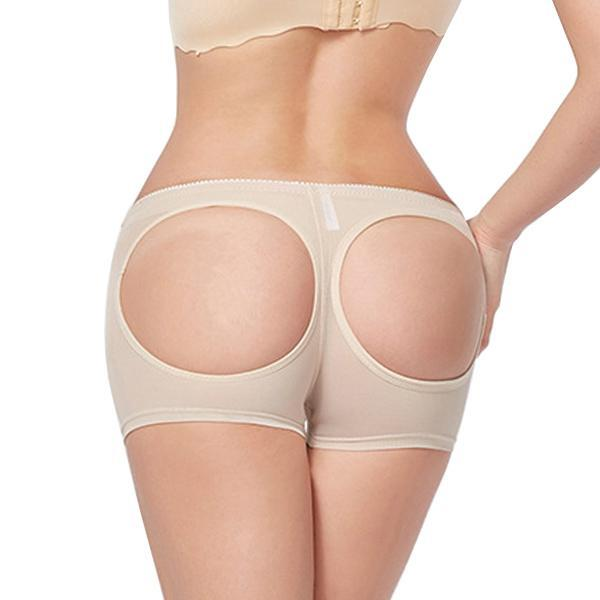 BISOUS WEAR Small / Black Booty Shaper