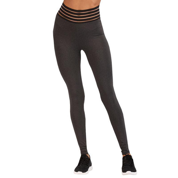 BISOUS WEAR Small / Black Myra Leggings