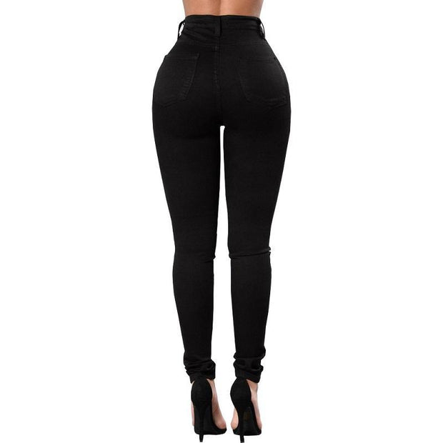 BISOUS WEAR SMALL / BLACK RENEE JEANS