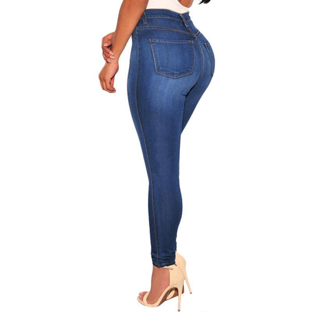 BISOUS WEAR SMALL / BLUE FREYA JEANS
