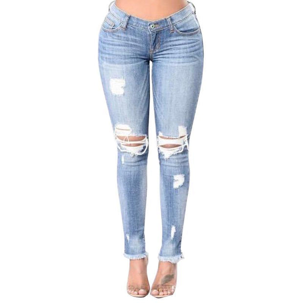 BISOUS WEAR SMALL / BLUE KEIRA JEANS
