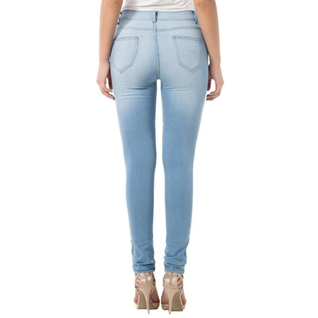 BISOUS WEAR SMALL / BLUE LAUREN JEANS