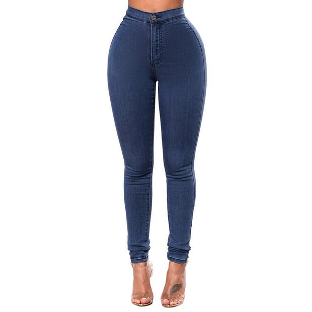 BISOUS WEAR SMALL / BLUE LORENA JEANS