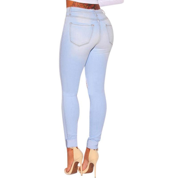 BISOUS WEAR SMALL / BLUE MELINDA JEANS