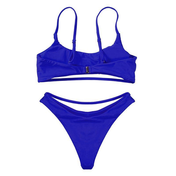 BISOUS WEAR Small / BLUE STELLA SET- BLUE