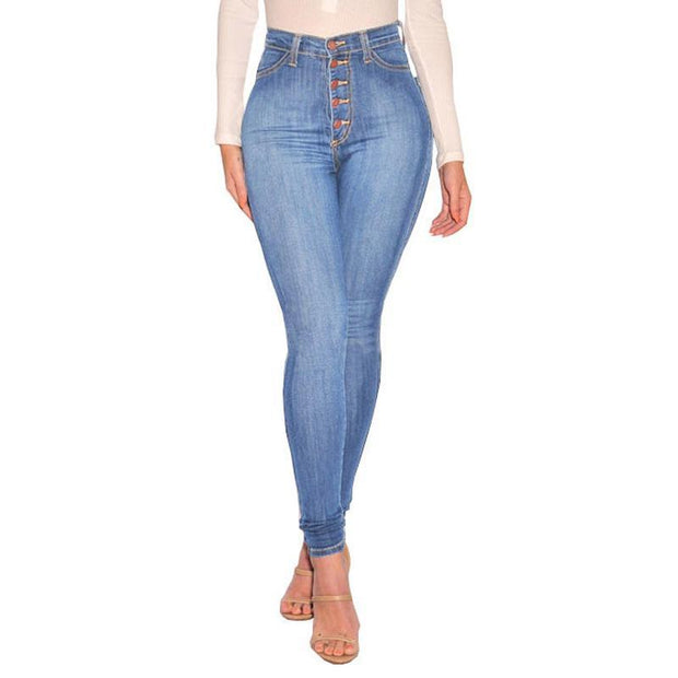 BISOUS WEAR SMALL / DARK BLUE LOUISE JEANS