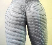 BISOUS WEAR Small / Gray VESTA LEGGINGS