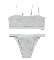 BISOUS WEAR SMALL / GREY AUDRA SET