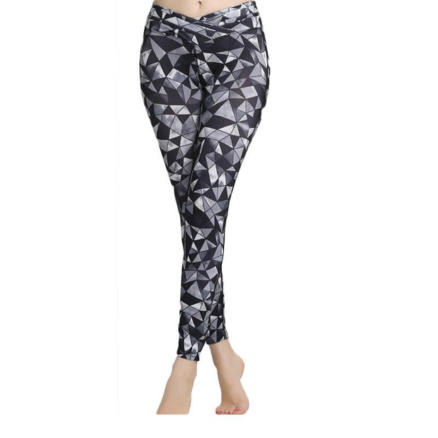 BISOUS WEAR SMALL / GREY FRANKIE LEGGINGS