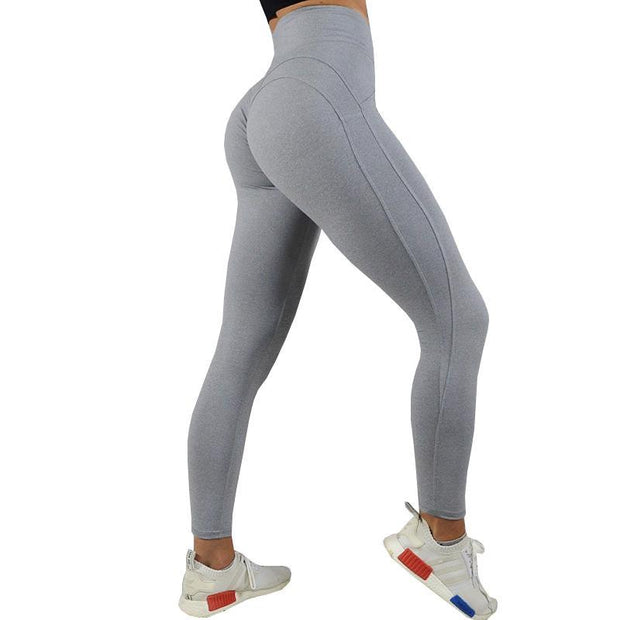 BISOUS WEAR Small / Grey HENRIE LEGGINGS