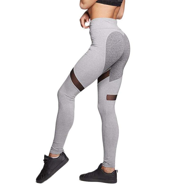 BISOUS WEAR SMALL / GREY POLLY LEGGINGS