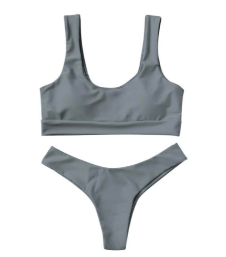 BISOUS WEAR SMALL / GREY RIVA SET