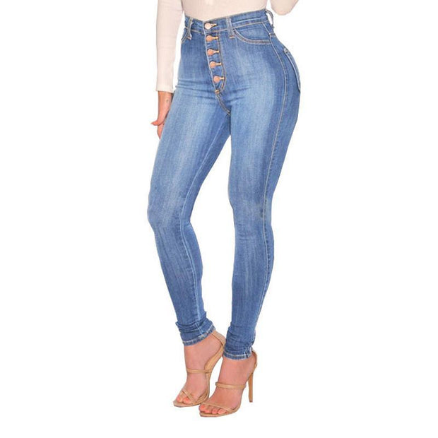 BISOUS WEAR SMALL / LIGHT BLUE LOUISE JEANS