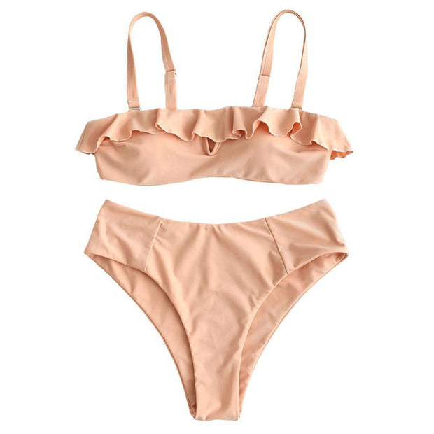 BISOUS WEAR SMALL / Light Pink ELLA SET