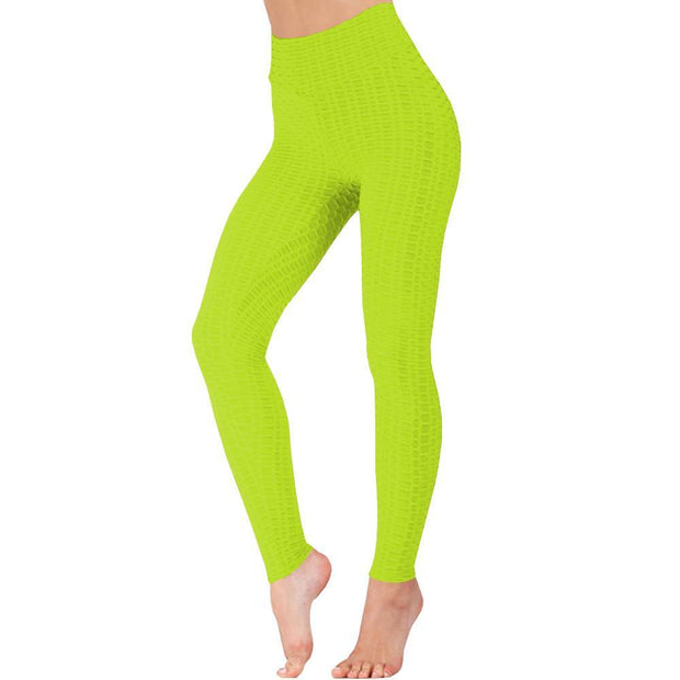 BISOUS WEAR Small / Lime Green VESTA LEGGINGS