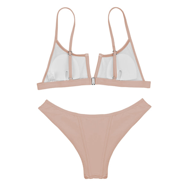 BISOUS WEAR SMALL / NUDE DELLA SET- NUDE
