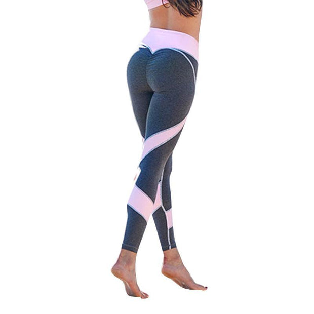 BISOUS WEAR Small / Pink MARLIN LEGGINGS