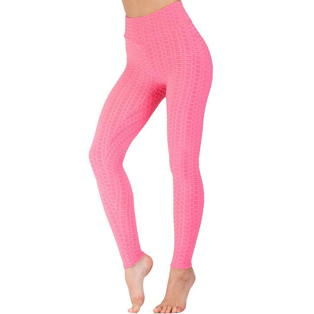 BISOUS WEAR Small / Pink VESTA LEGGINGS