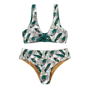BISOUS WEAR SMALL / PRINT AVIANA SET