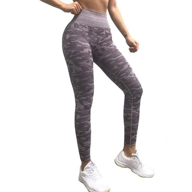 BISOUS WEAR SMALL / PURPLE ANJA LEGGINGS