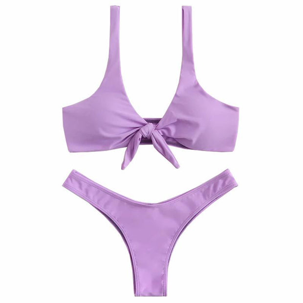 BISOUS WEAR SMALL / PURPLE SHEILA SET - PURPLE
