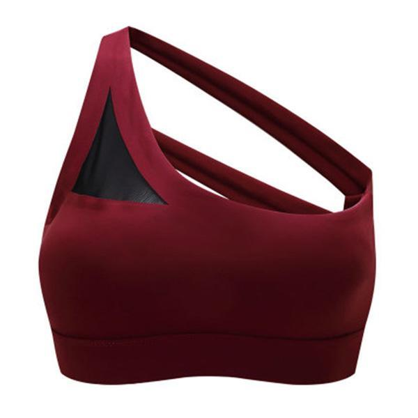 BISOUS WEAR SMALL / RED AURORA SPORTS BRA