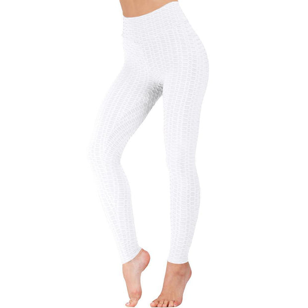 BISOUS WEAR Small / White VESTA LEGGINGS