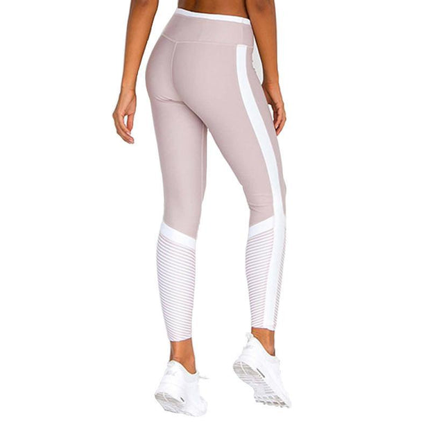 BISOUS WEAR Small / White WENDY LEGGINGS
