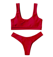 BISOUS WEAR SMALL / WINE RIVA SET