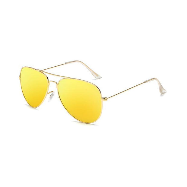 BISOUS WEAR YELLOW VALERIA SUNNIES