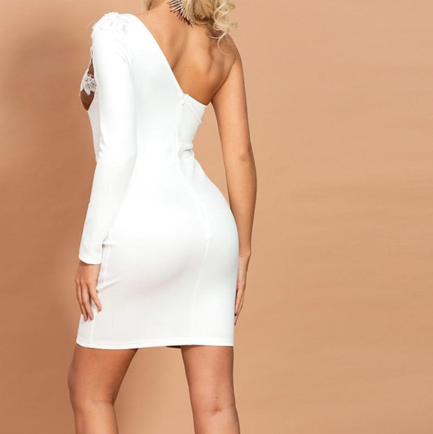 Jada Off-Shoulder Dress