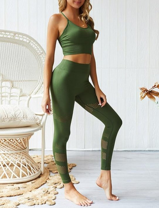 Celeste Seamless 2 Piece Set