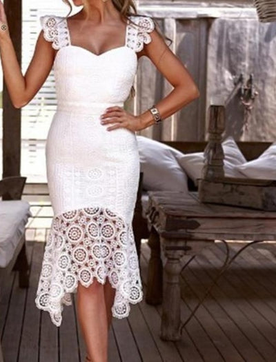 Delilah Lace Dress
