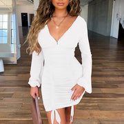 Skylar Chiffon Dress
