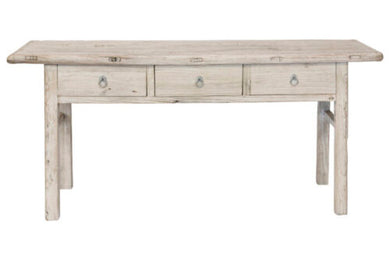 Konzola PURE CONSOLE TABLE 3 DRW NATURAL RAW