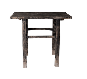 Konzola CONSOLE TABLE SHORT BLACK