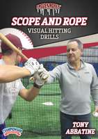 Baseball: Scope and Rope - Visual Hitting Drills