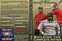 Building the Complete Hitter featuring Manny Ramirez